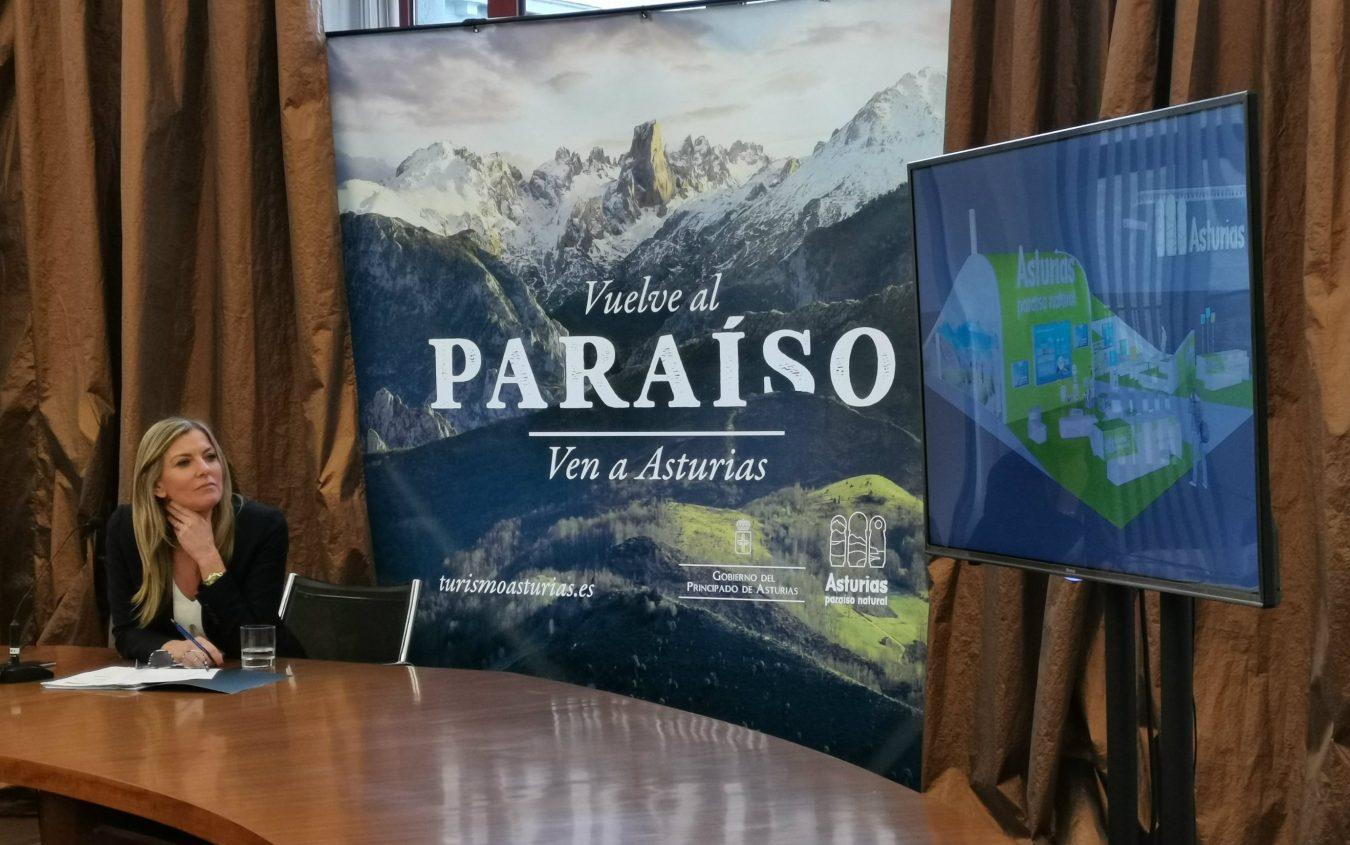 El stand del Principado en Fitur estará dedicado a los itinerarios asturianos del Camino de Santiago