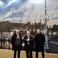 Ribadesella presenta en Fitur las Carreras de Caballos de la playa Santa Marina