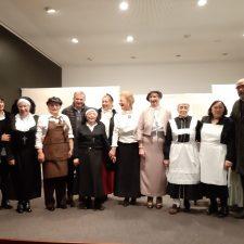 El grupo Somos L'Acabose de Arriondas levanta el telón este sábado de las Jornadas de Teatro Aficionado del Bajo Deva