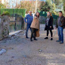 Concluida la renovación parcial de saneamiento en Andrín, en breve comenzará la mejora de caminos