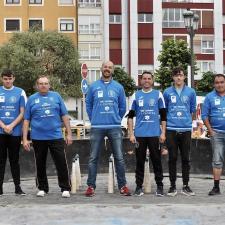 Solo cuatro peñas del oriente en el Campeonato de Asturias de Bolos modalidad cuatreada