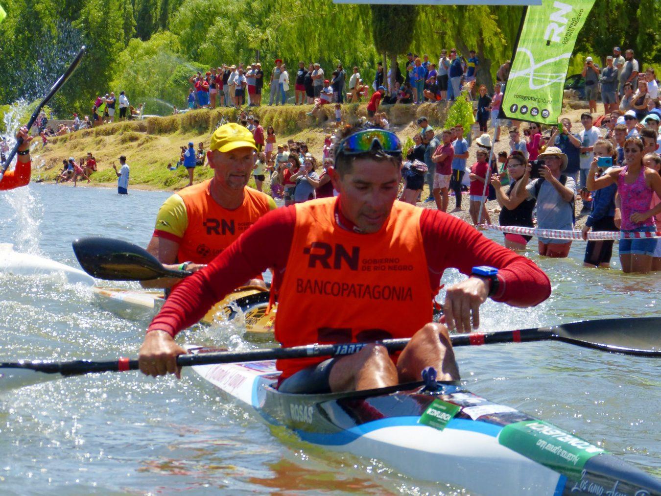 Walter Bouzán gana la 4ª etapa del Río Negro y aumenta su ventaja en la general