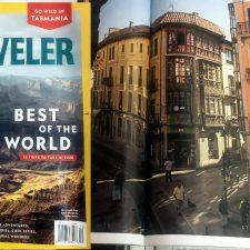 La revista de viajes Traveler dedica un amplio reportaje al Principado de Asturias