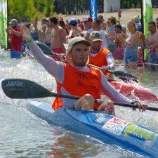Segundo puesto para Walter Bouzán en la quinta etapa del Río Negro
