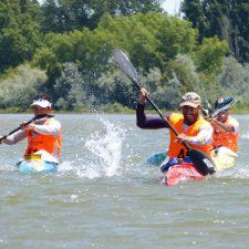 Walter Bouzán se despide a lo grande del río Negro con victoria de etapa y general