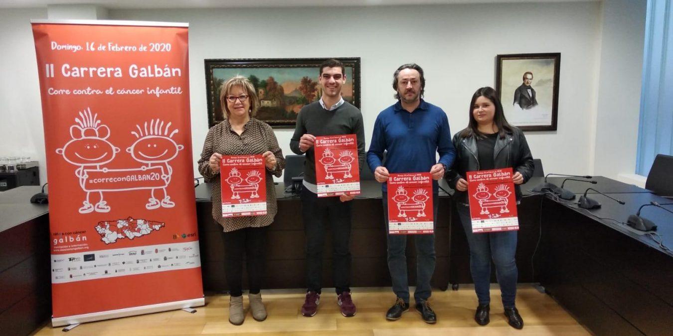 La II Carrera Galbán contra el cáncer infantil se presenta en Cangas de Onís y Ribadesella