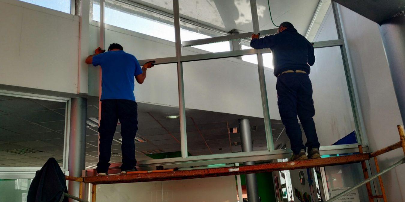 Obras en el Centro de Día de Onís para mejorar la eficiencia energética del inmueble