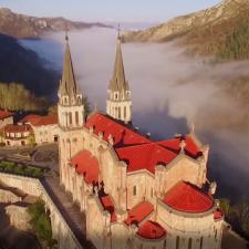 Las campanas de Covadonga repicarán el 21 de marzo próximo al compás de los versos