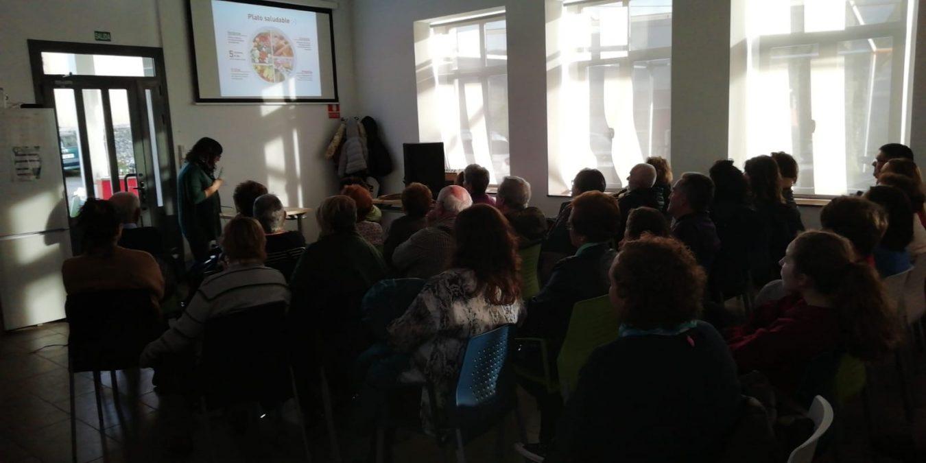 El pueblo de Coya se vuelca con el proyecto CuidARTE