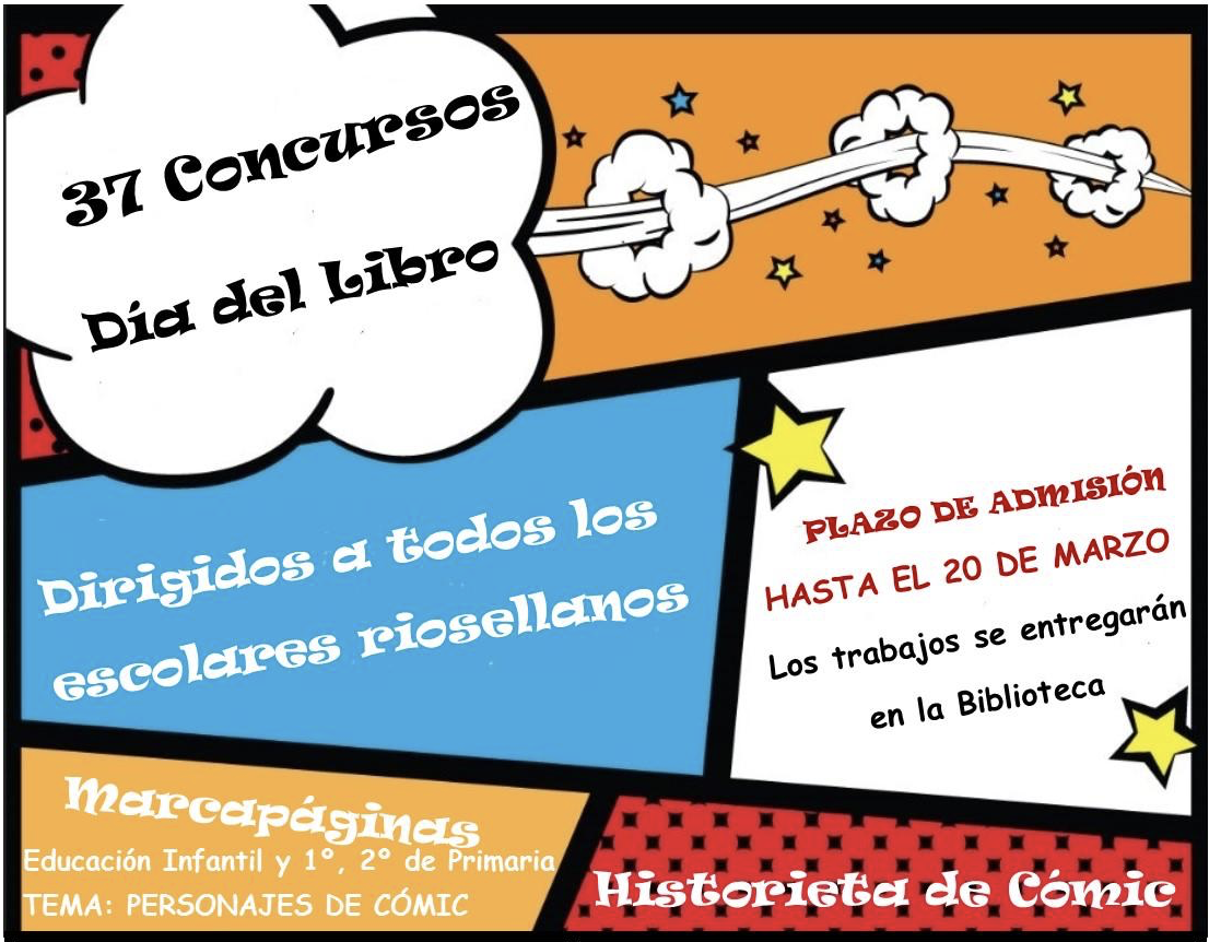 Ribadesella dedicará el Día del Libro al cómic y sus personajes