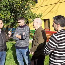 Ciudadanos trasladará al Gobierno asturiano las reivindicaciones de la Asociación El Patiu de Posada
