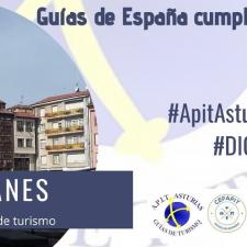 Este sábado, a las doce del mediodía, los Guías Turísticos de Asturias organizan una visita a Llanes a favor de Galbán