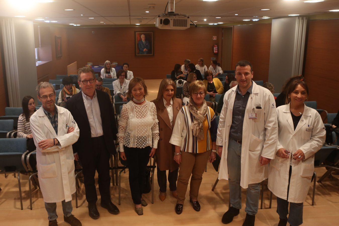 Homenaje a los médicos jubilados en el Area Sanitaria del oriente de Asturias