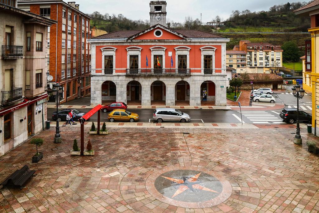 El Principado invertirá 551.000 euros en obras de saneamiento de Infiesto, Valle y La Piñera