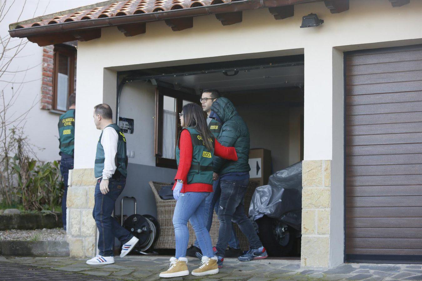 El Juzgado de Llanes que investiga el asesinato de Ardines recurre a Eurojust para conseguir la declaración del sicario detenido en Suiza
