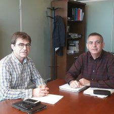 El alcalde de Cabrales pide la mejora de los caminos de acceso a los pueblos de Asiegu y La Molina