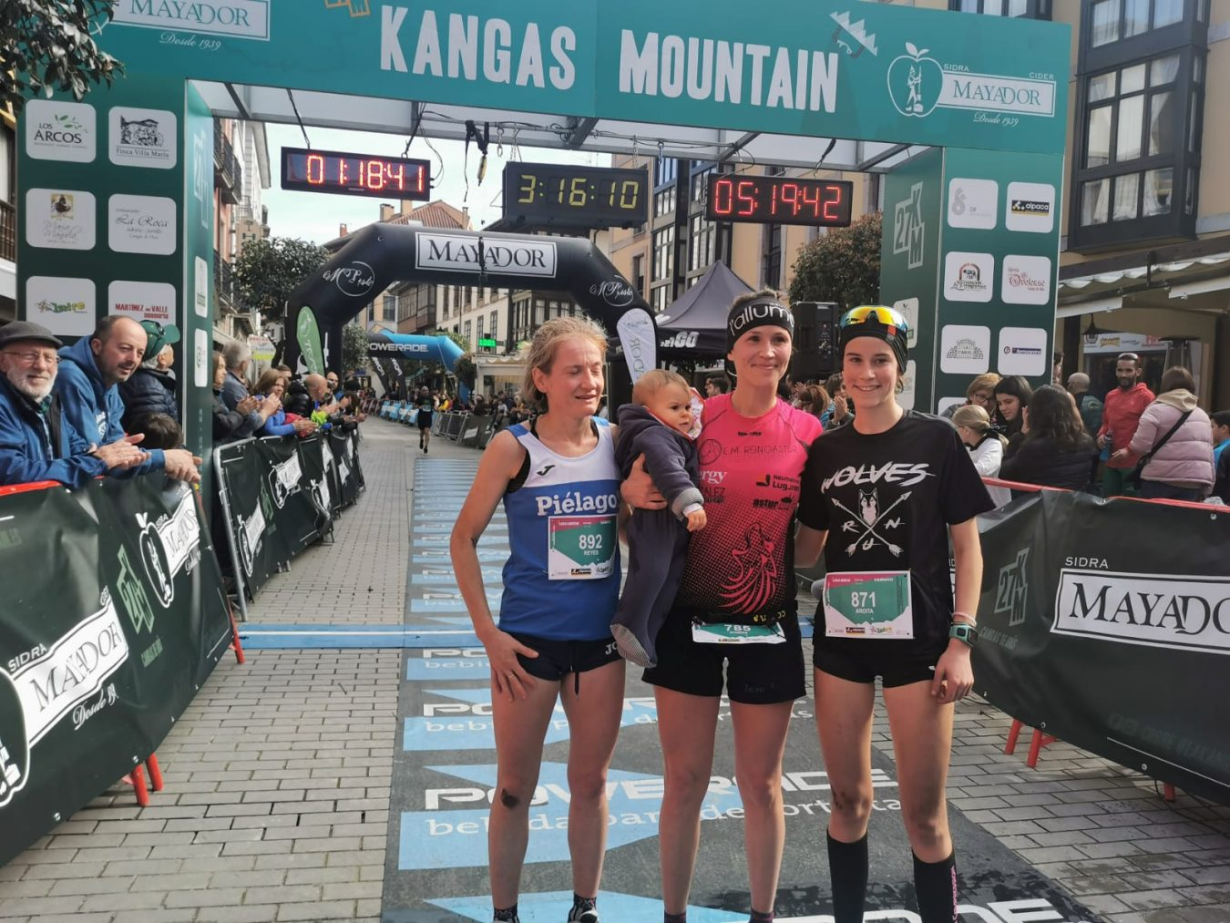 Juanjo Soamoano y Marta Escudero entre los ganadores de la Kangas Mountain 2020