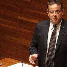 El Presidente de la Junta General del Principado, Marcelino Marcos Líndez, visita Ribadesella este jueves