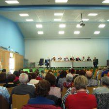 Los mayores de Onís se reúnen en asamblea
