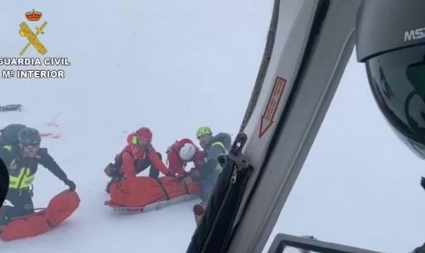 Fallece un montañero vasco de 66 años al despeñarse por una ladera en Cabrales