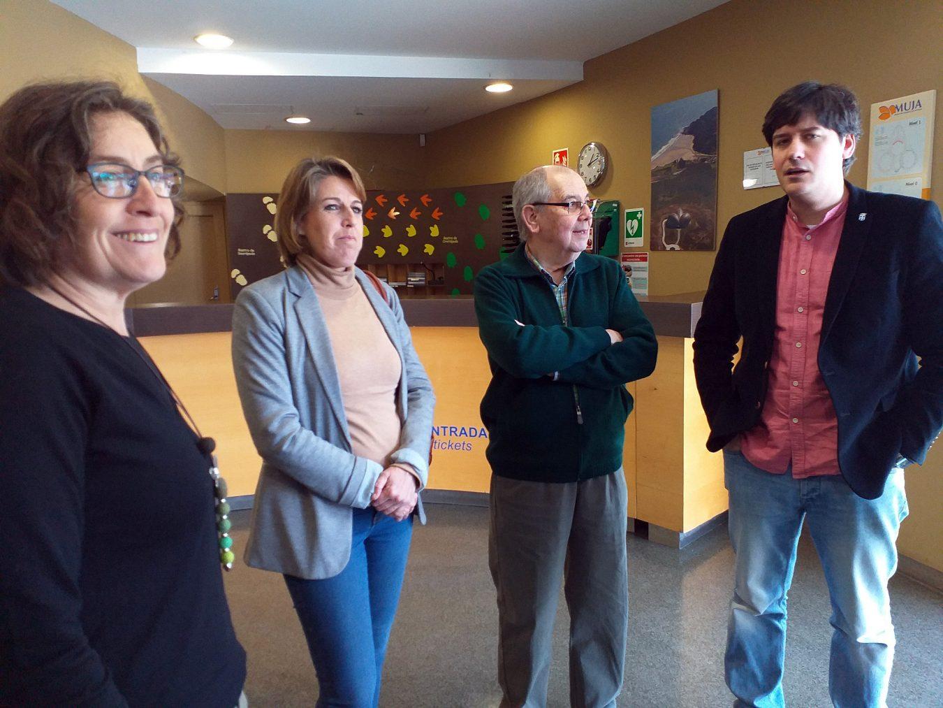 La realidad aumentada y los hologramas también llegarán al Museo Jurásico de Asturias