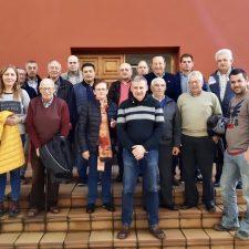 Cumbre de alcaldesas y alcaldes de barrio en el concejo de Parres