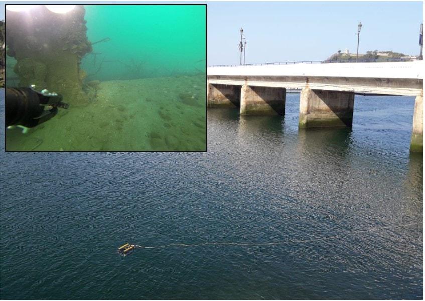 El Estado sitúa en 2,26 millones de euros el coste de la ampliación del puente de Ribadesella
