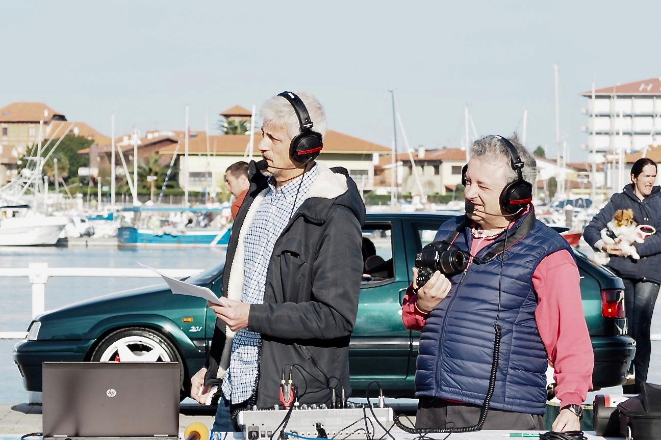 Ribadesella da la salida al II Rallye Clásico del Sella que ya recorre las carreteras del oriente asturiano