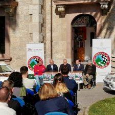 El II Rallysprint del Cares-Deva contará con la participación de 83 equipos