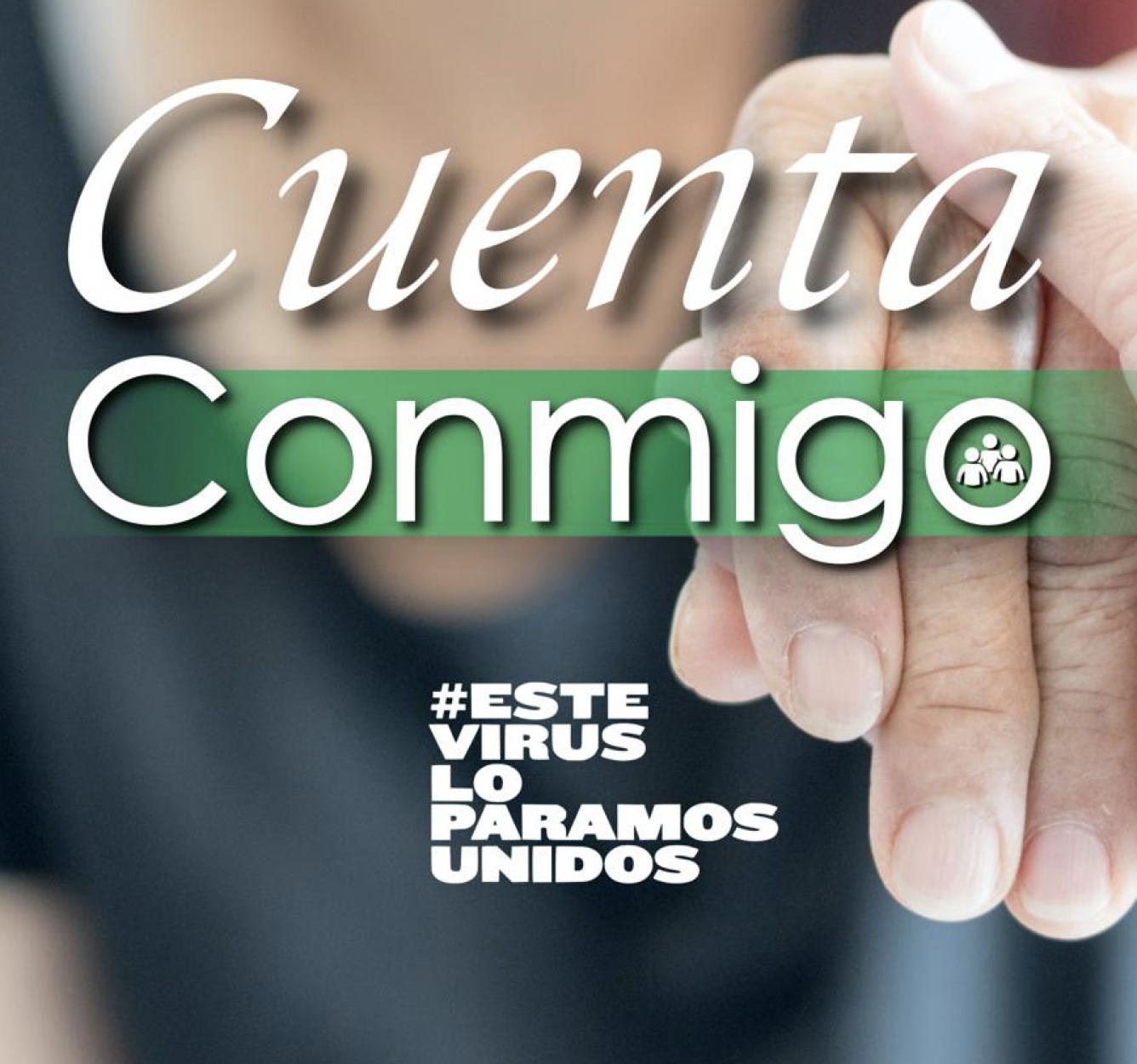 El Ayuntamiento de Parres pone en marcha el programa Cuenta Conmigo para atender a los mas vulnerables durante la crisis del coronavirus