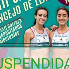 El Club Oriente Atletismo cancela la Carrera Concejo de Llanes prevista para el 1 de mayo en Nueva
