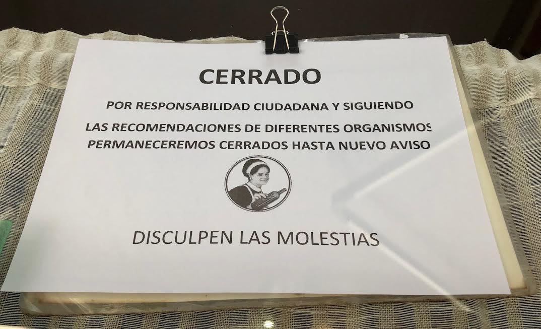 El Principado exige el cierre de bares, restaurantes y negocios durante dos semanas para controlar el coronavirus