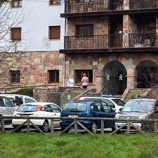 Cuarentena en el Cuartel de la Guardia Civil de Cangas de Onís debido al coronavirus
