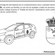 La Policía de Llanes entregará diplomas a los niños del concejo por su buen comportamiento durante el confinamiento