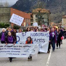 La IV Marcha Cabraliego reúne a les muyeres rurales del oriente de Asturias
