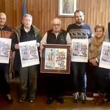El cartel del Descenso del Piloña estará dedicado a Dionisio de la Huerta
