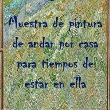 Piloña convoca la muestra de pintura Desde Mi Ventana para los largos días de confinamiento