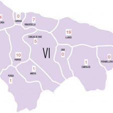 Los casos acumulados de Covid-19 en los concejos del oriente de Asturias suben a 58