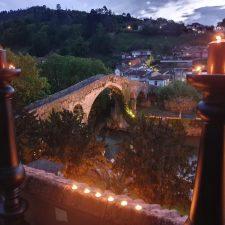 Cangas de Onís promueve un velatorio por respeto a las víctimas de la Covid-19