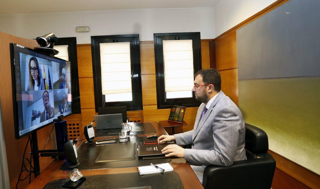 El Principado pide la ayuda económica de los asturianos a través de donativos particulares