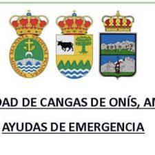 Cangas de Onís, Amieva y Onís aprueban un plan de emergencia social con ayudas directas a las familias necesitadas