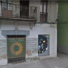 Comienza la demolición de la que fuera sede del CODIS en los años 80 en la localidad de Arriondas