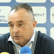 Josu Uribe se ofrece para participar en un homenaje póstumo deportivo al presi, Ramón Soto