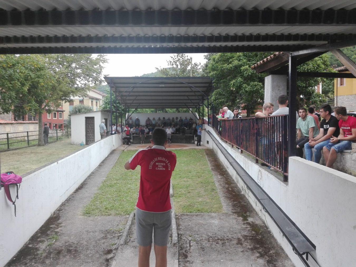 Cancelado el Torneo de Bolos que Mestas de Con celebra durante las fiestas de San Cayetano