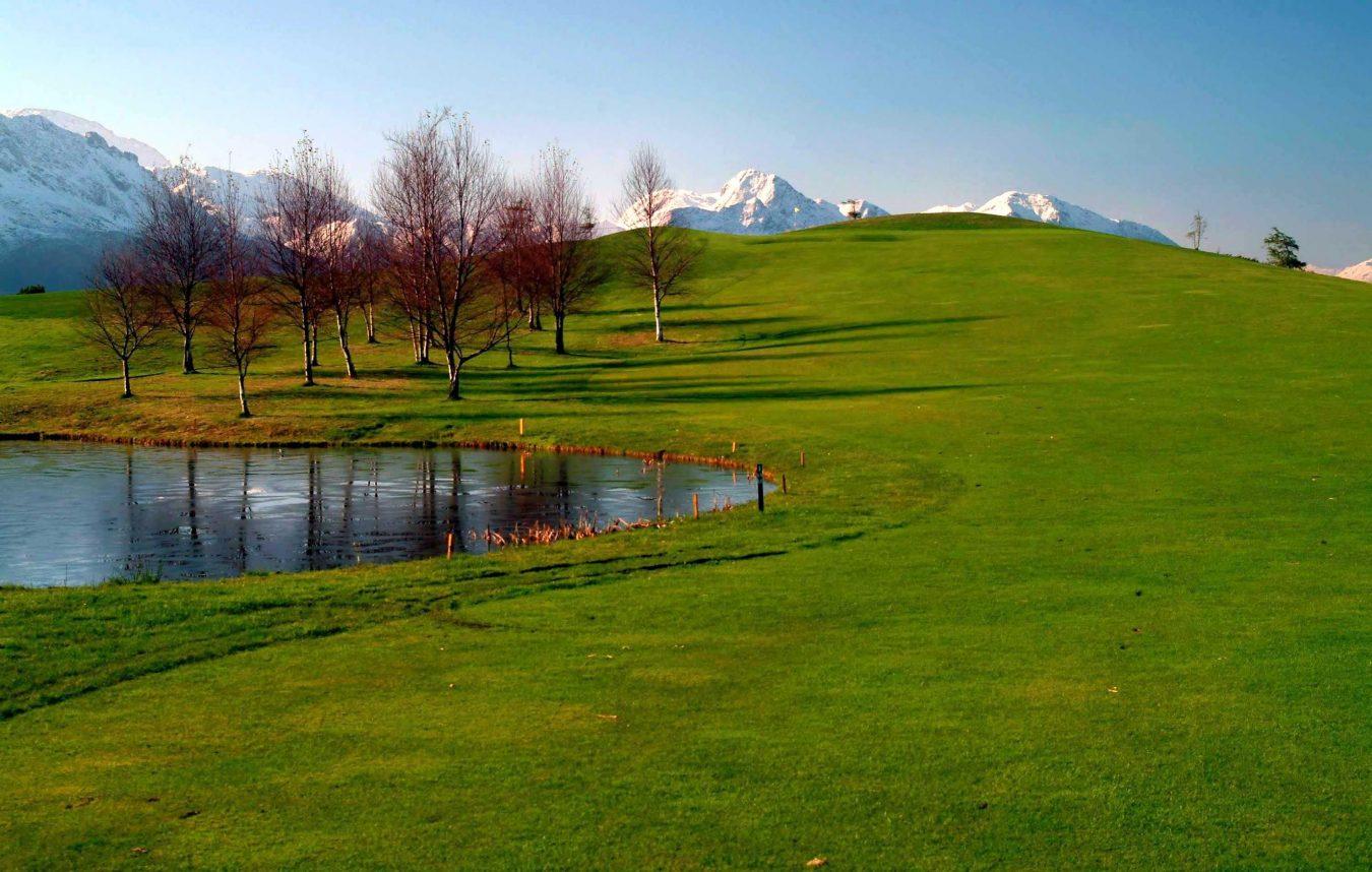 El campo de golf de Llanes se abre a partir del sábado a los no abonados
