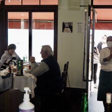 El Principado de Asturias amplía al 50% el aforo interior de bares y restaurantes