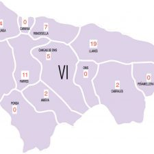 Dos nuevos casos de Coronavirus elevan a 60 el número de contagiados en el oriente de Asturias