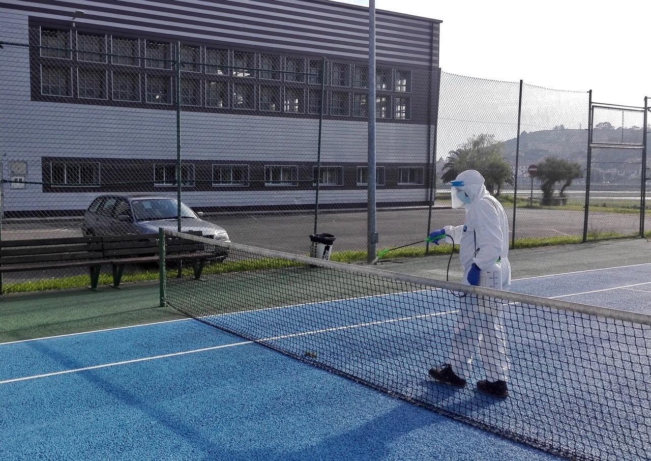 Ribadesella abrirá el próximo lunes tres de sus instalaciones deportivas municipales