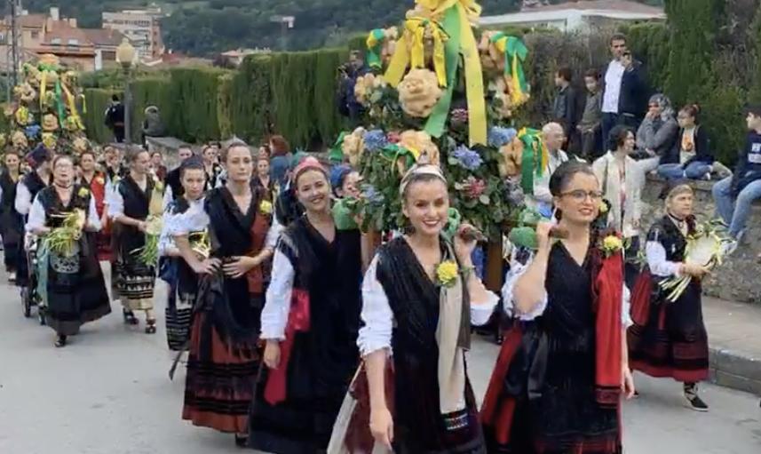 Cangas de Onís decide suspender las Fiestas de San Antoniu 2020