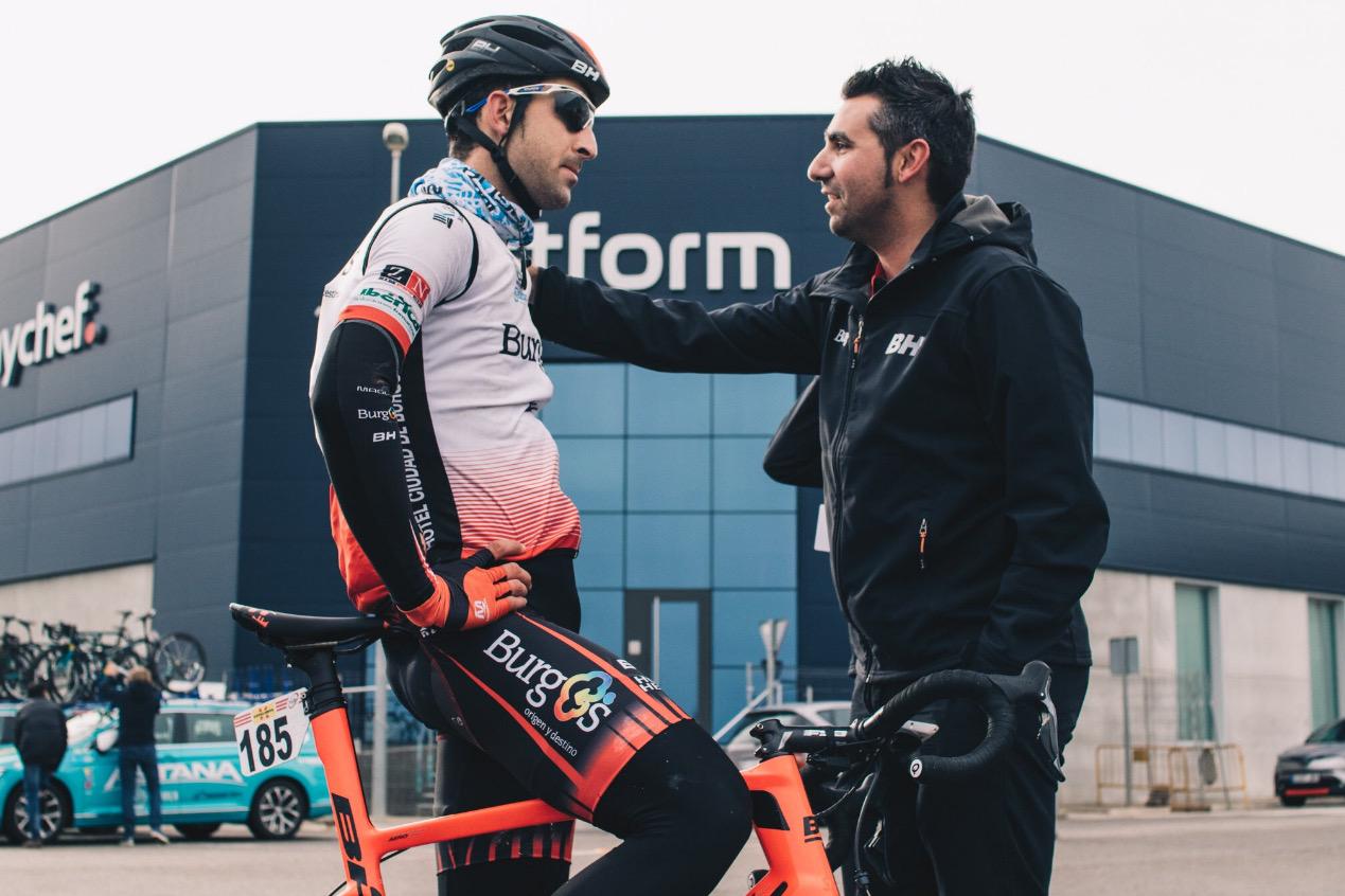 La segunda etapa de La Bicicleta con José Cabedo, director deportivo del Burgos BH